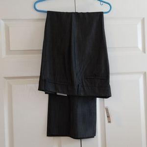 New York & Co mid rise flare dress pants sz 16T